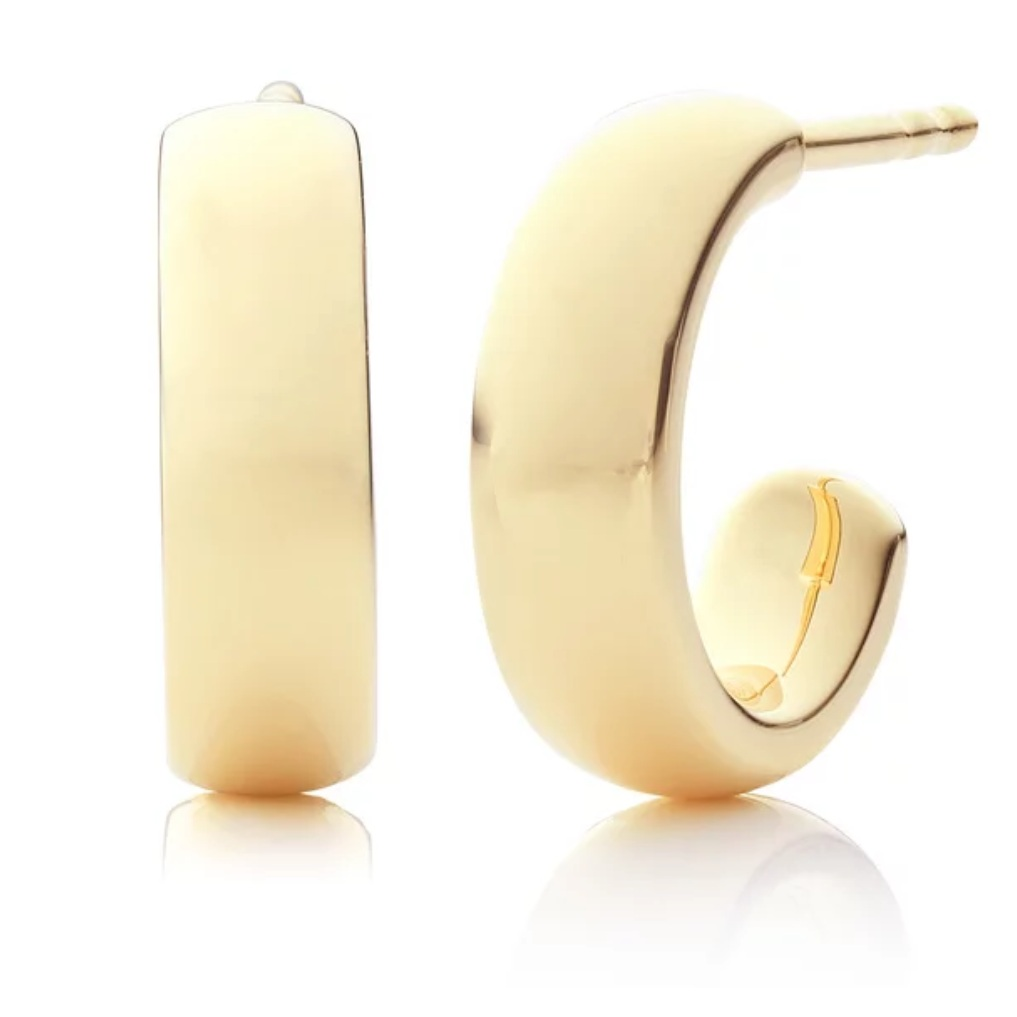 JEWELLERY   Fiji Mini Hoop Earrings