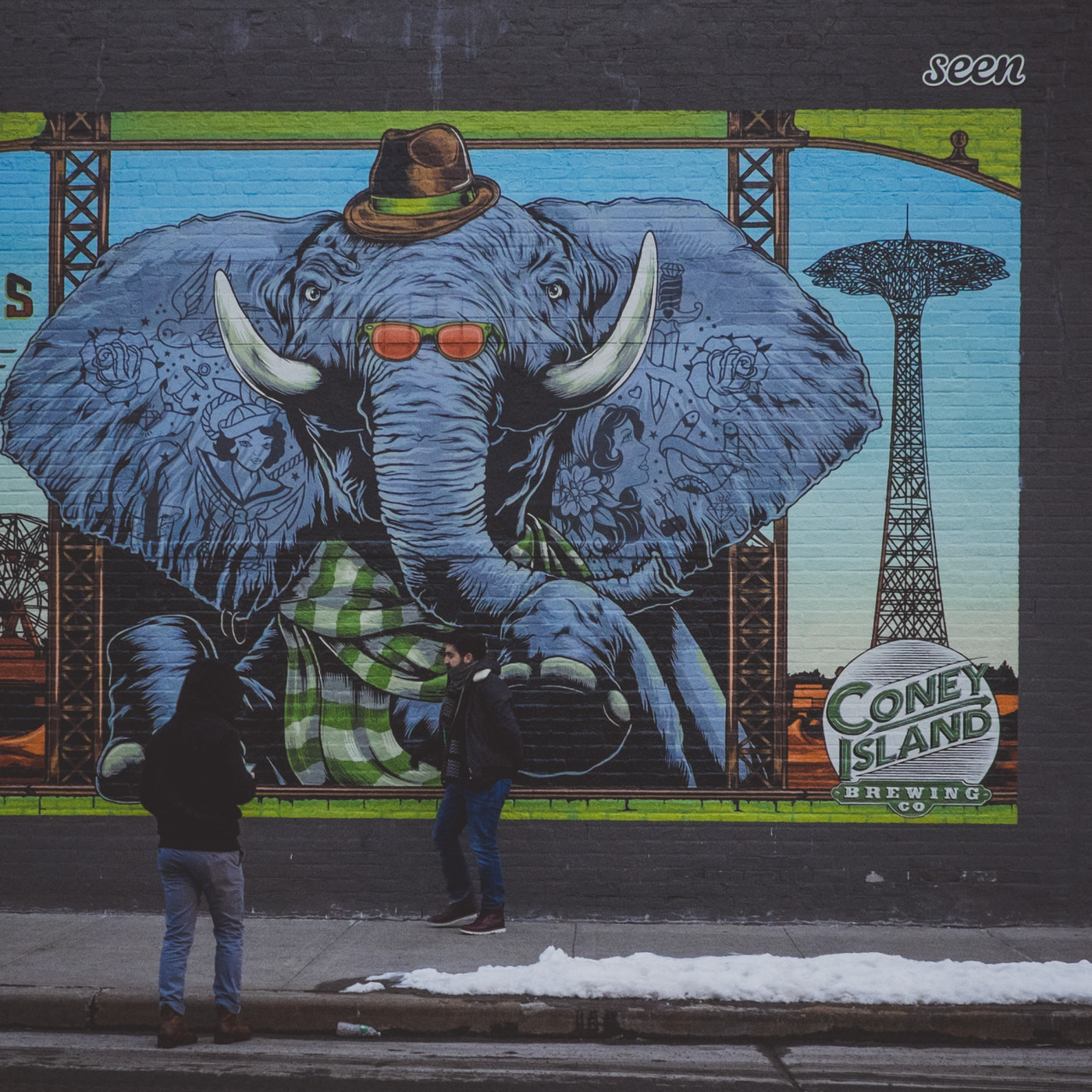 Dumbo in Williamsburg   www.willoharephotography.com