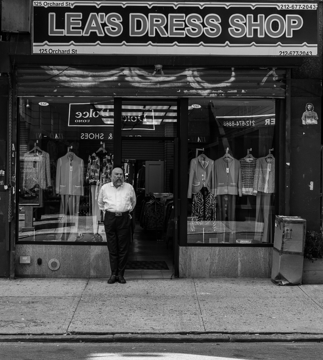 Lea's Dress Shop    www.willoharephotography.com