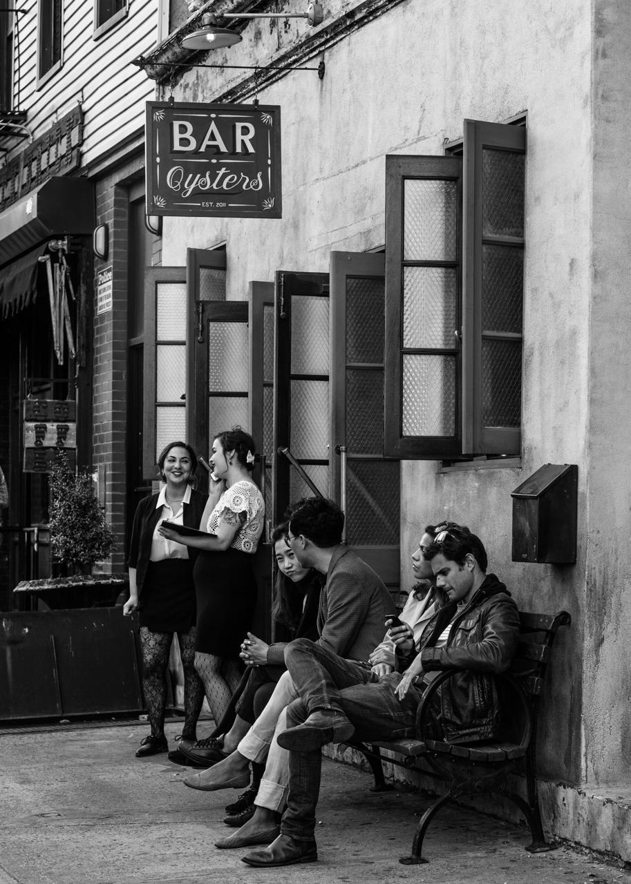 122. Oyster Bar