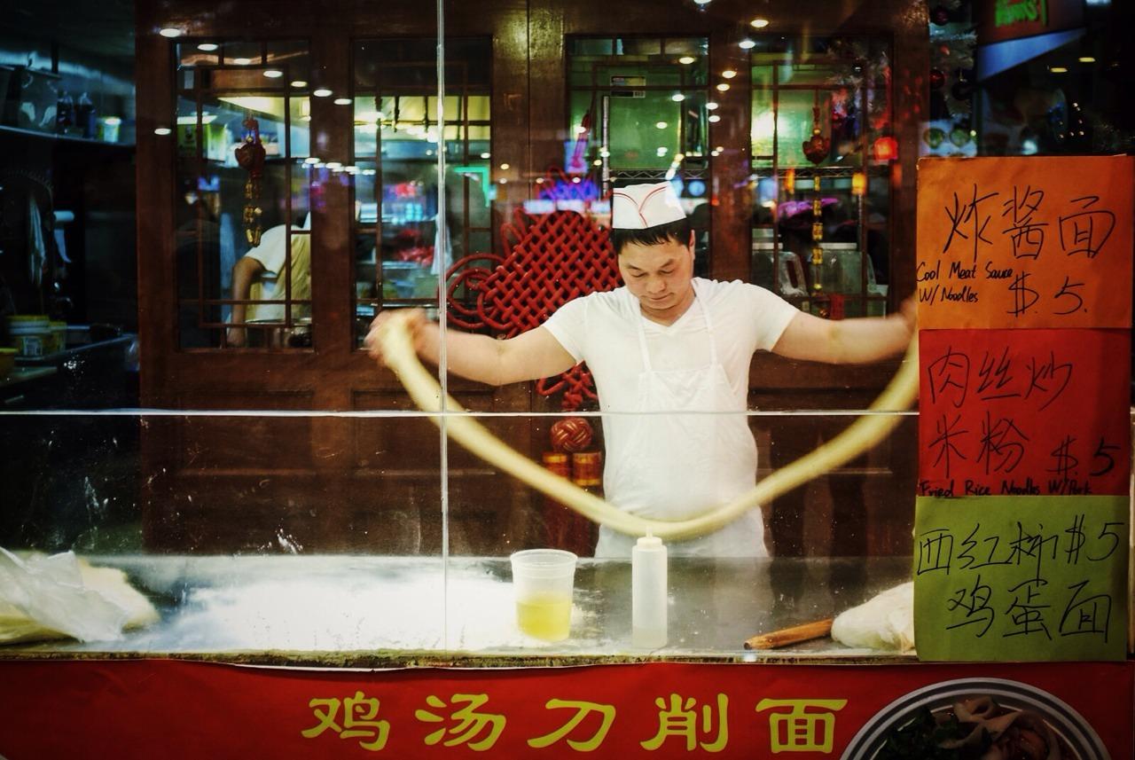 12. Making Noodles    www.willoharephotography.com