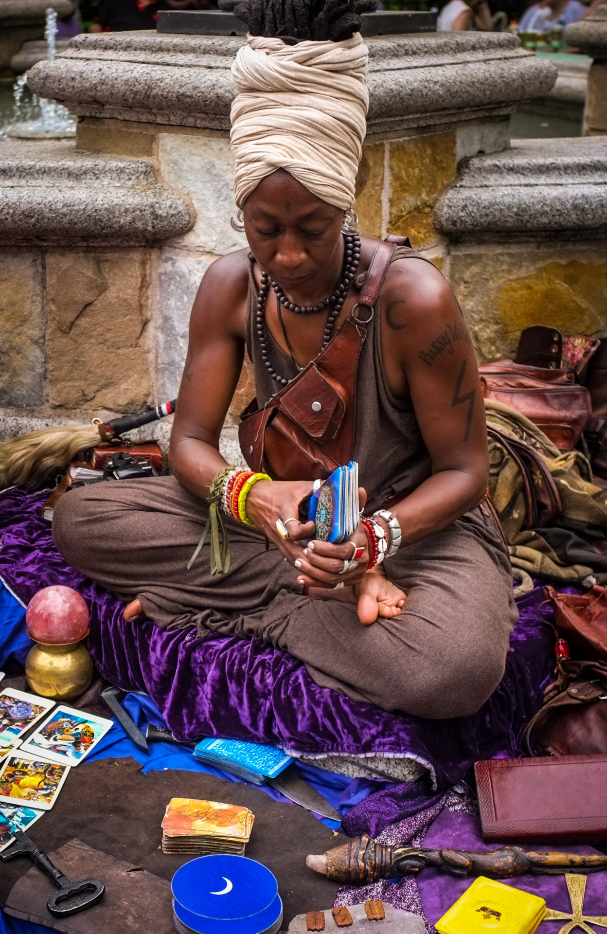 Union Square Fortune Teller