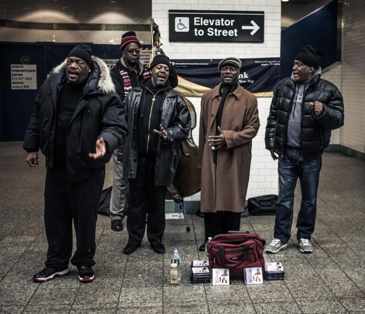 Underground Singers