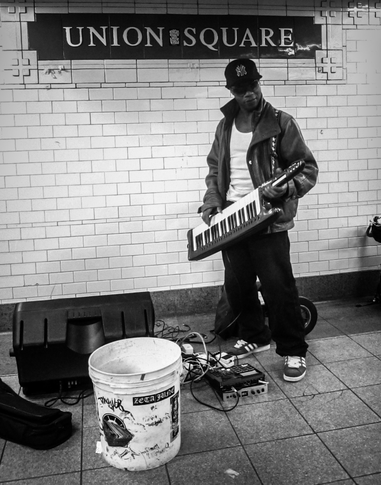 Union Square Keytar
