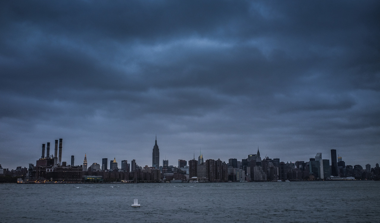 302 - Gathering Frankenstorm   #366project #FujiX100