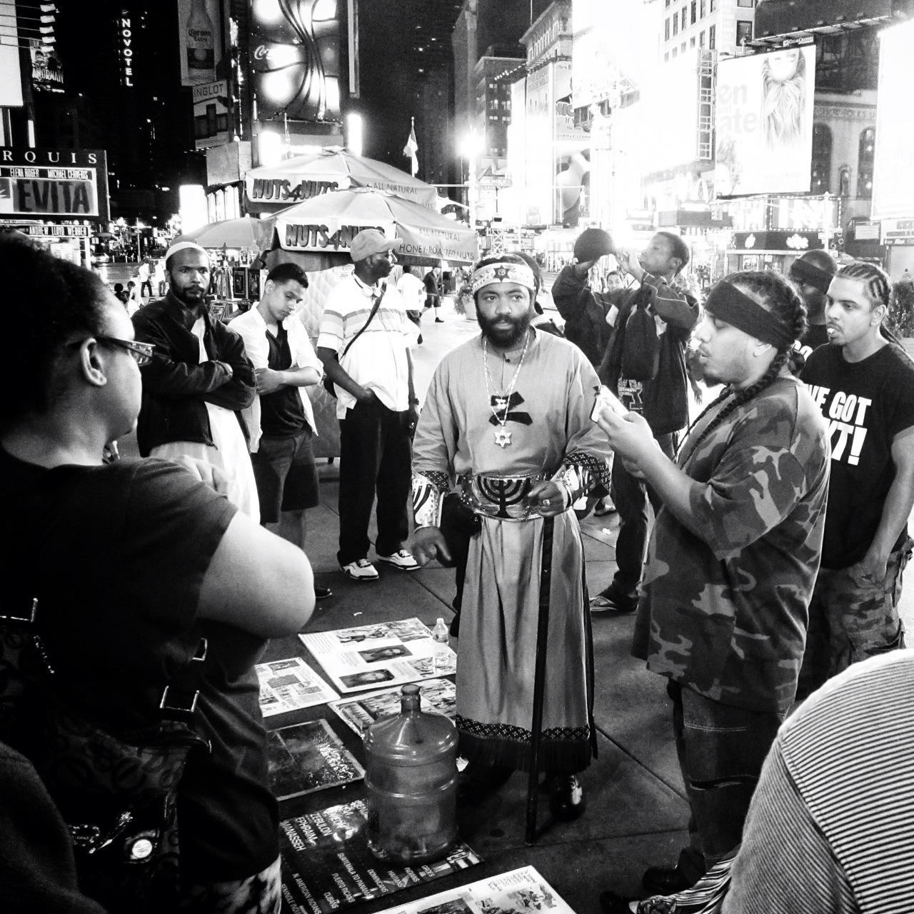 240 - Street Preacher   #366project