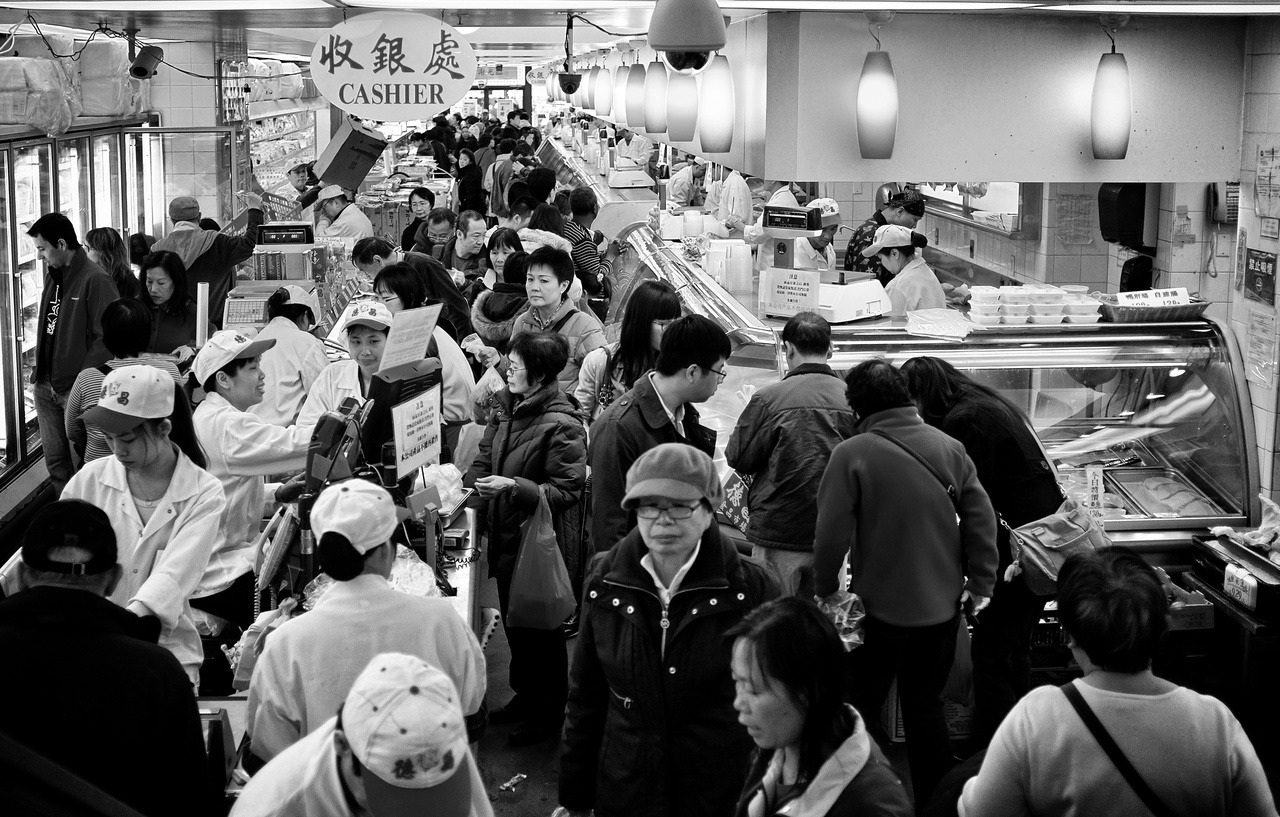 207 - Chinatown Market   #366project #Fujix100