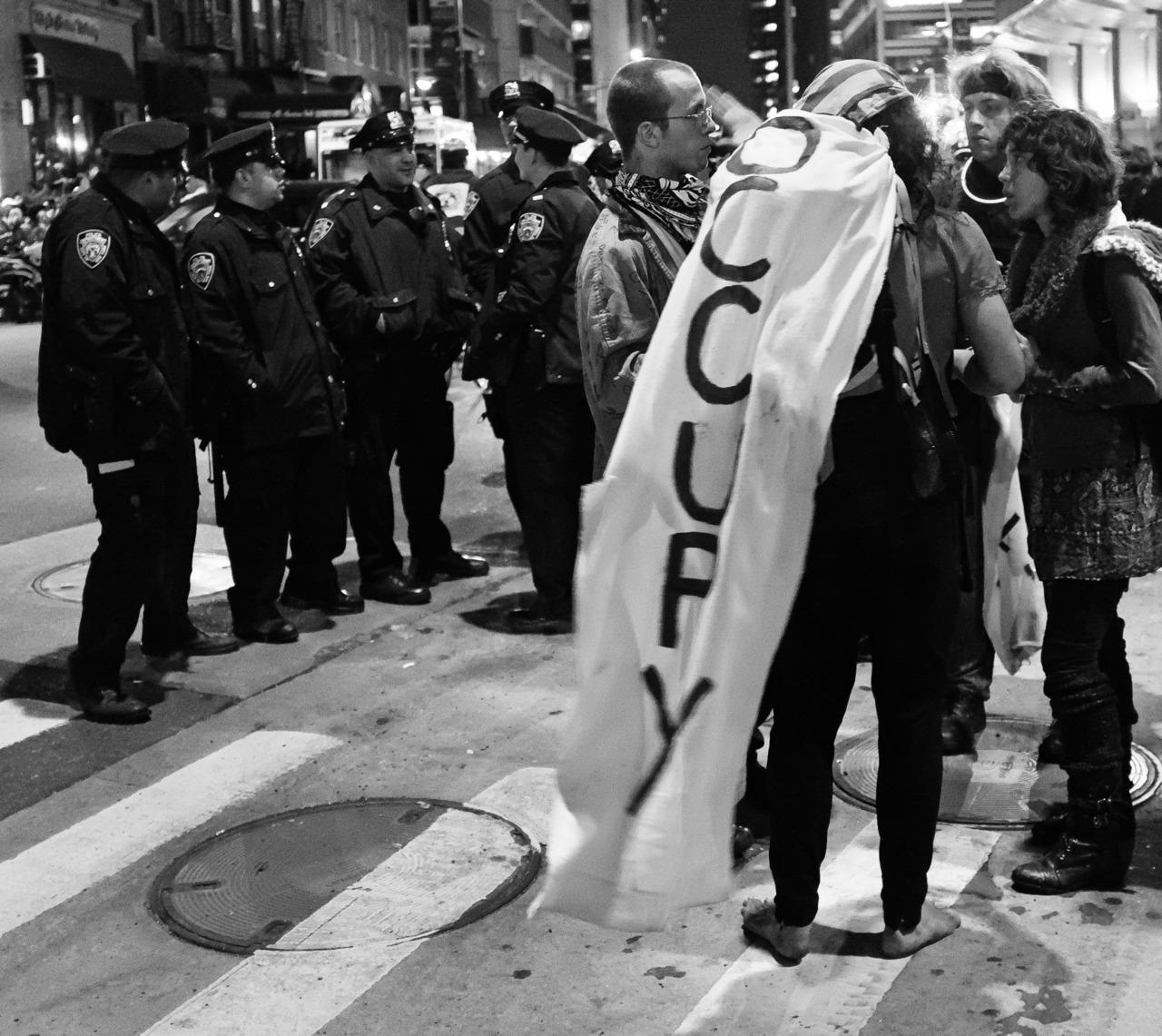 126 - Occupy   #366Project #FujiX100