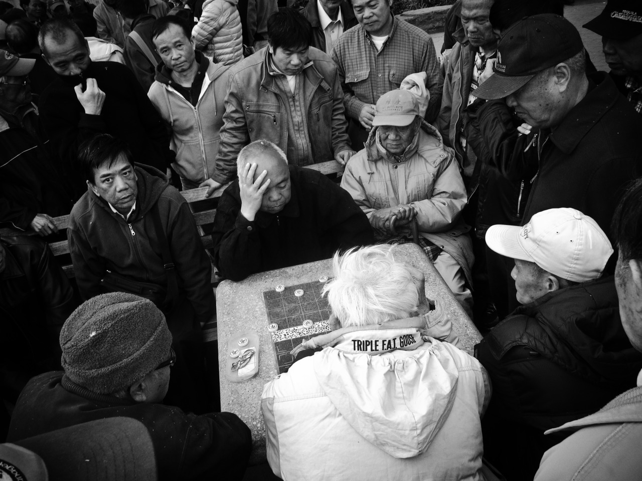 113 - Big Game in Chinatown   #366Project