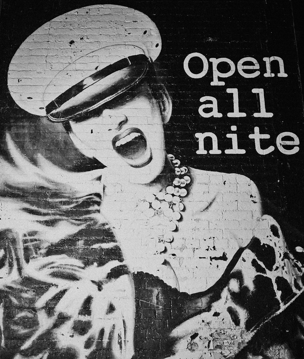 12 - Open All Nite   #FujiX100 #365Project #366