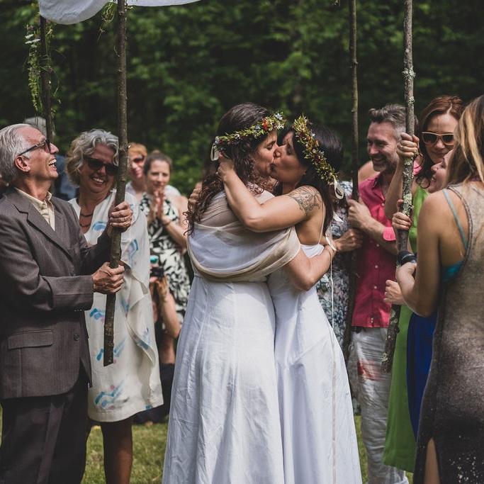 Copy of Wedding at the Farm
