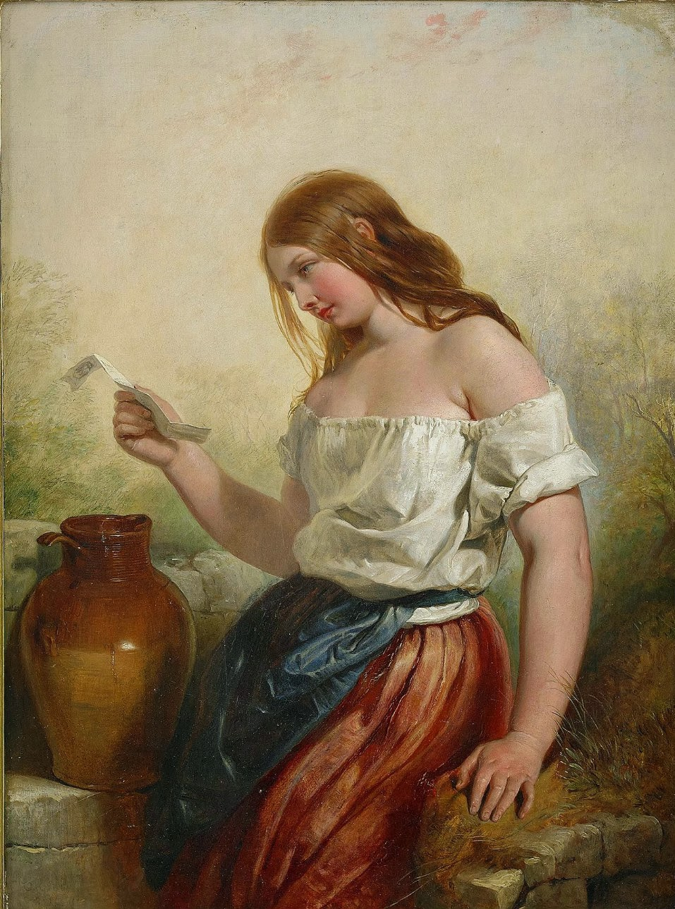 Henry Courtney Selous,The Love Letter