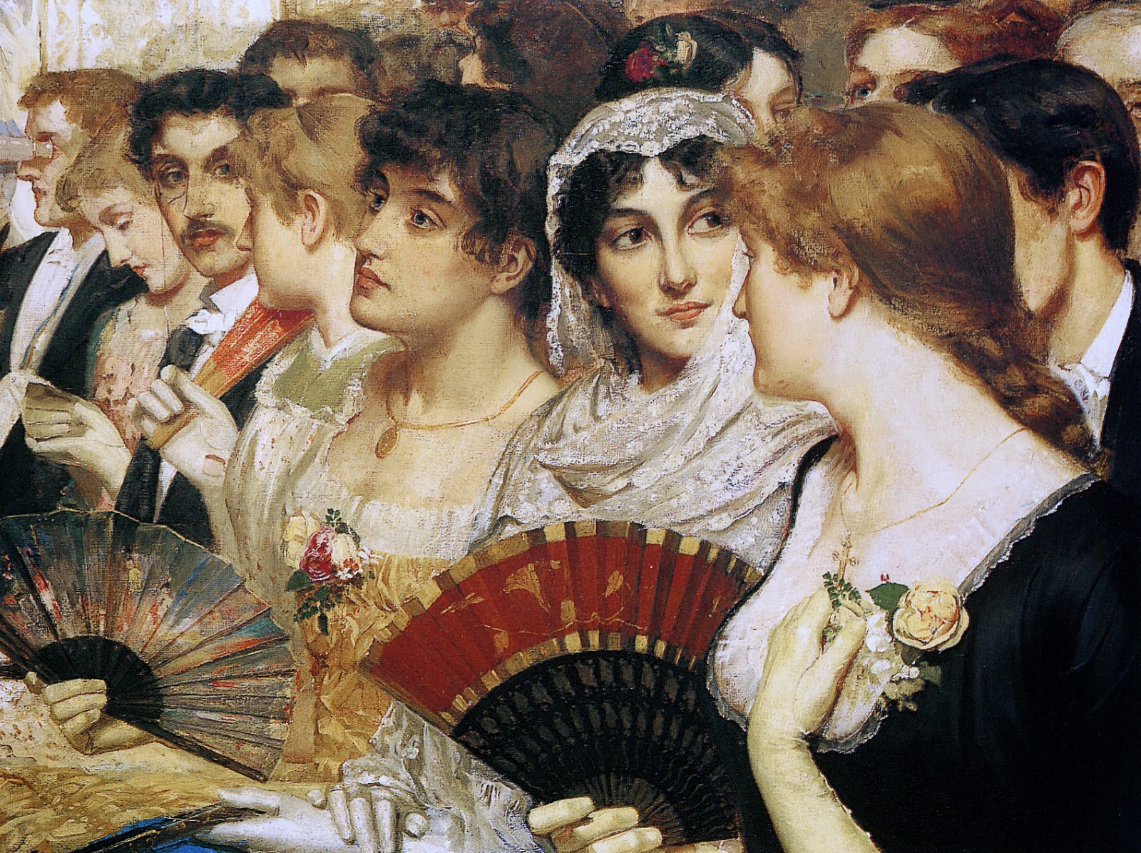 William Holyoake, In the Front Row at the Opera