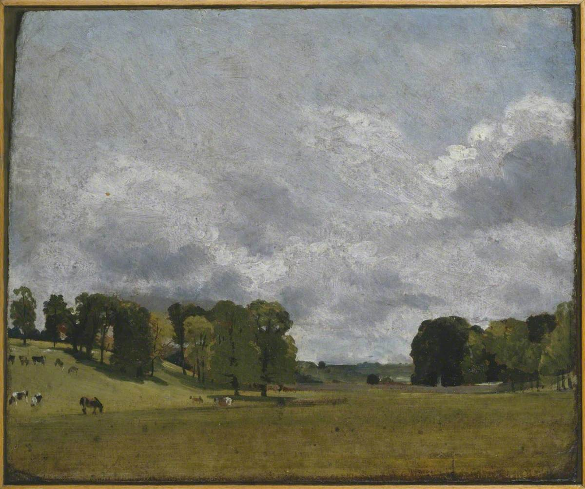 John Constable, View at [73 Across]