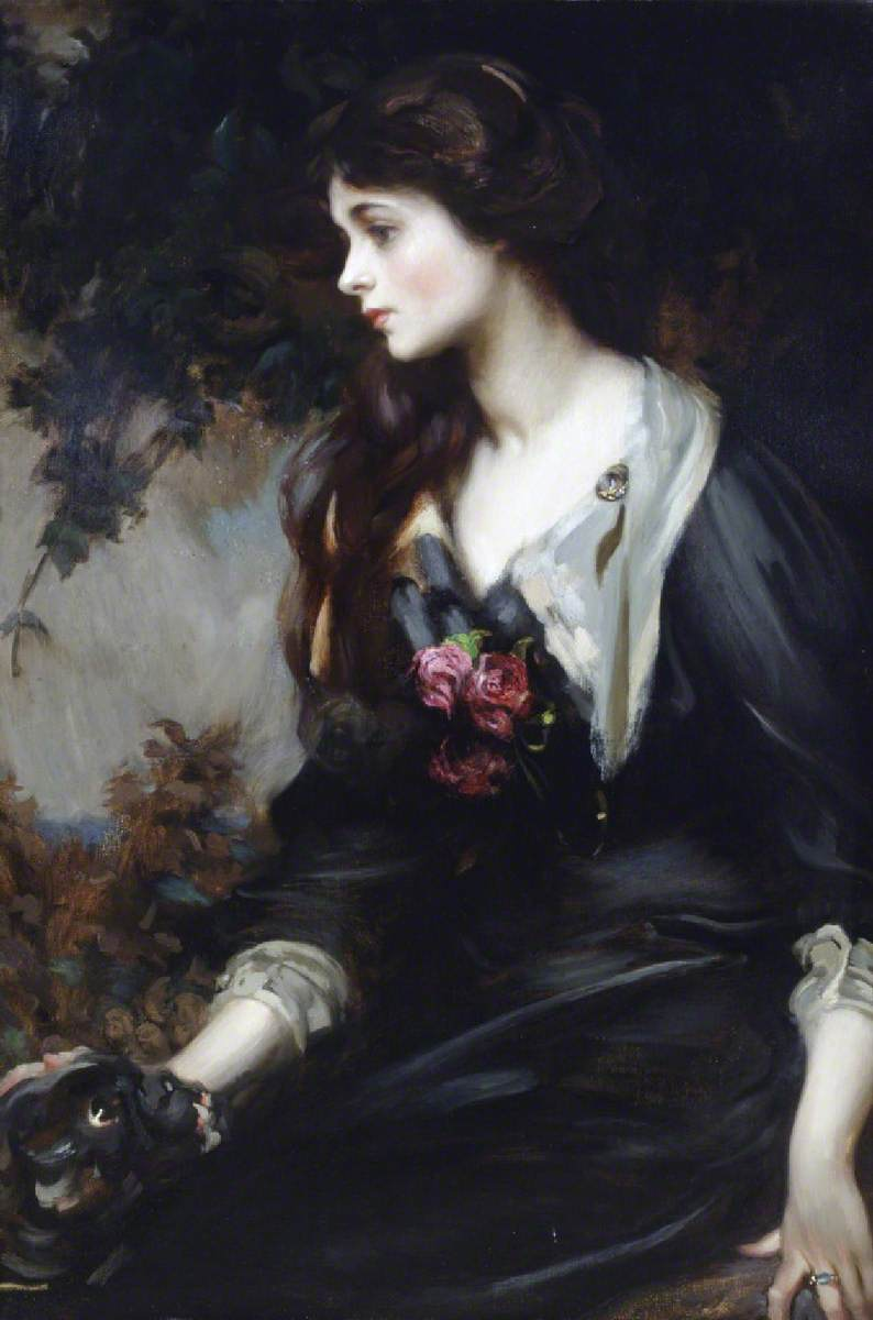 James Jebusa Shannon,Lady Marjorie Manners