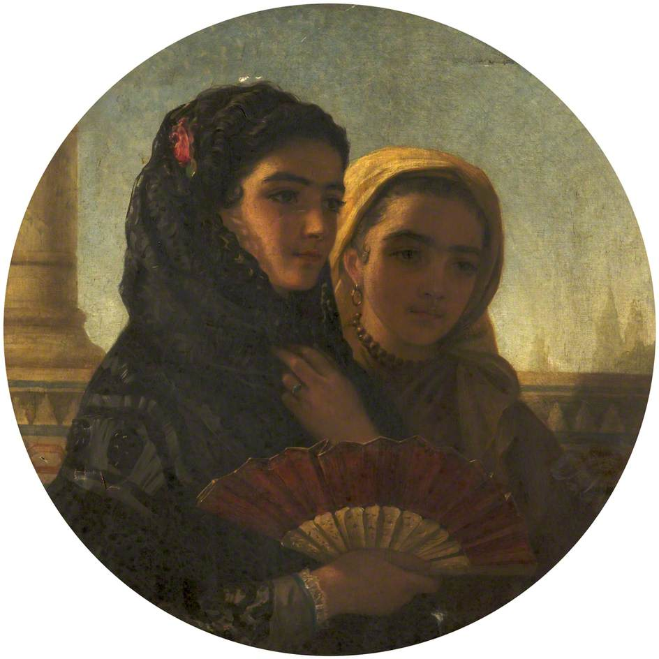 Edwin Longsden Long, Spanish Girls