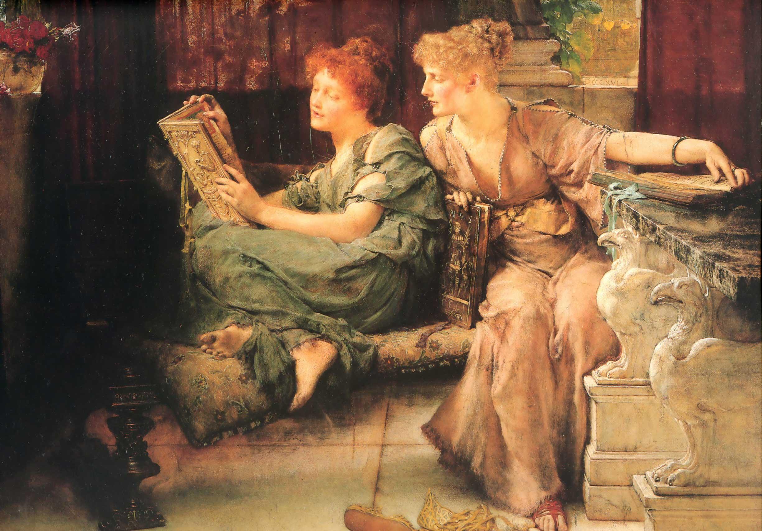 Sir Lawrence Alma-Tadema, Comparisons