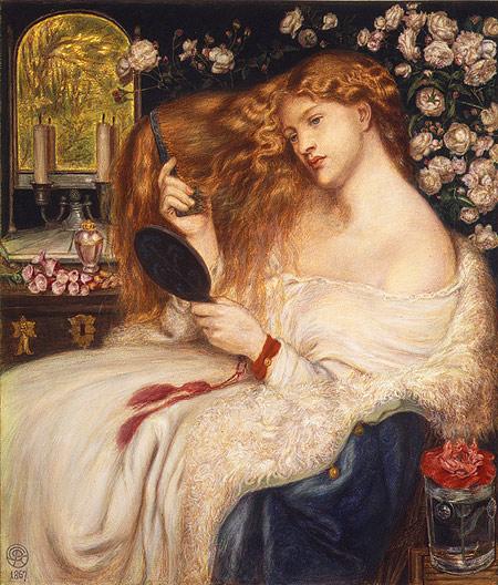 Dante Gabriel Rossetti, Lady Lilith