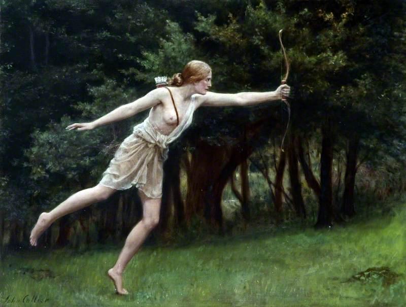 John Collier, Artemis