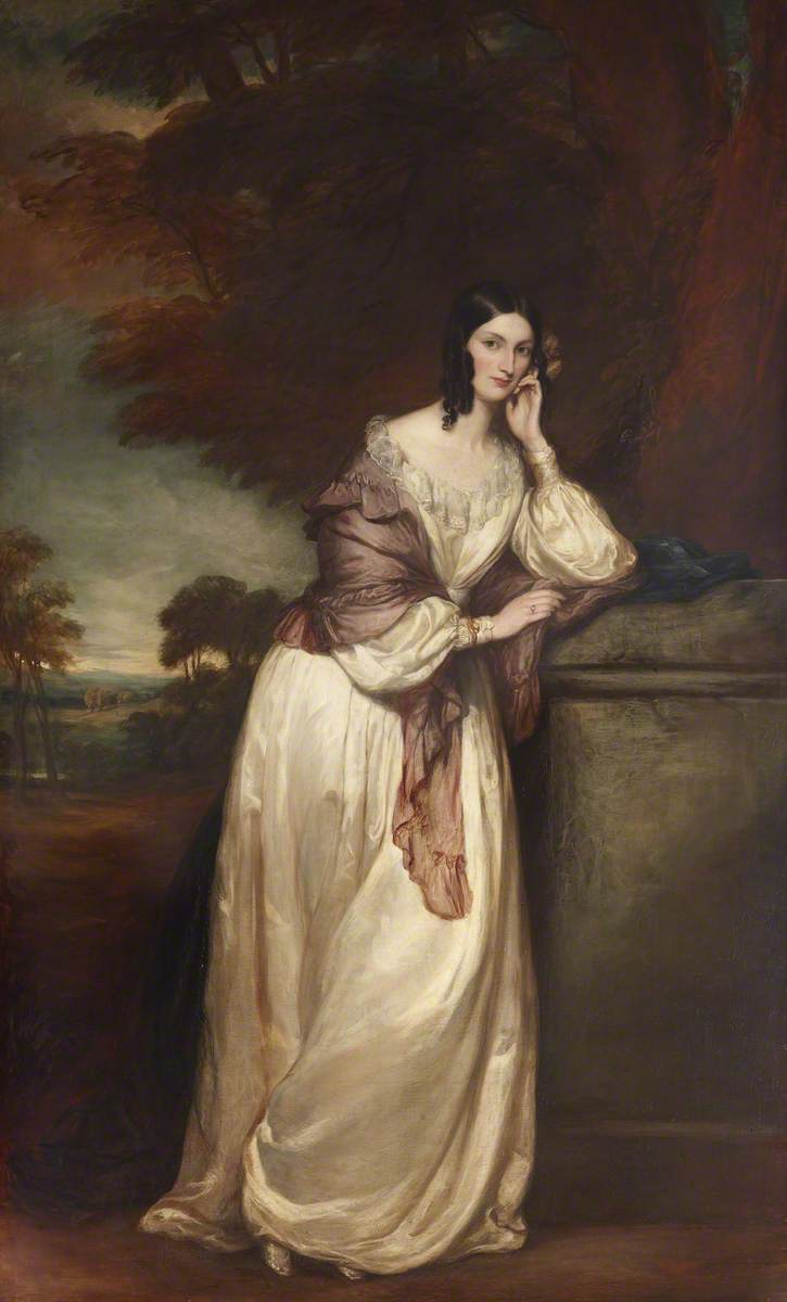 Sir Francis Grant, Lady Katherine Isabella Manners, Countess Jermyn