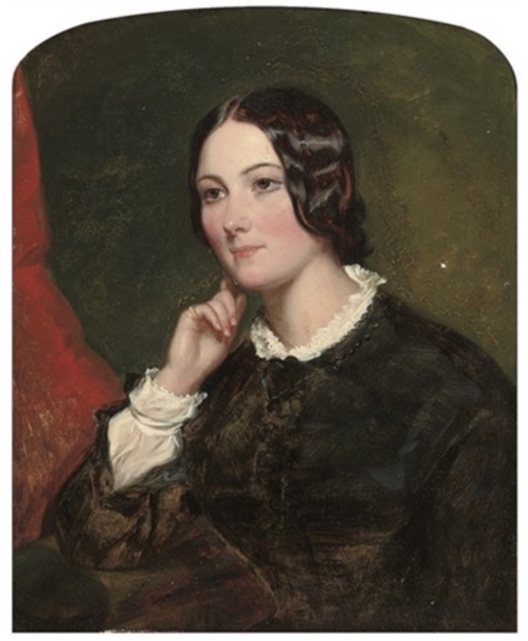 Sir Francis Grant, Portrait of a Young Lady