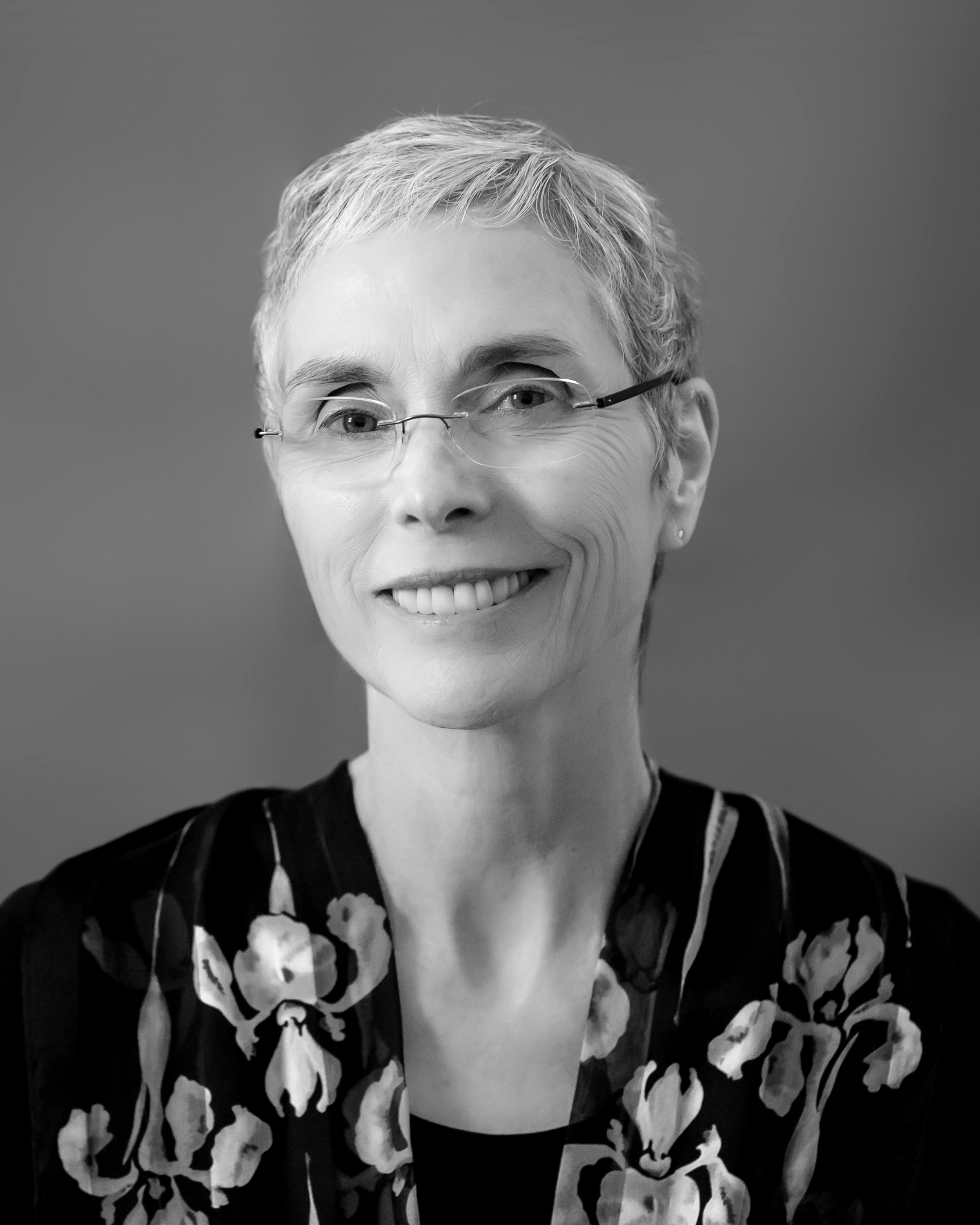 Headshot of Patricia McKernon Runkle, the author of Grief's Compass