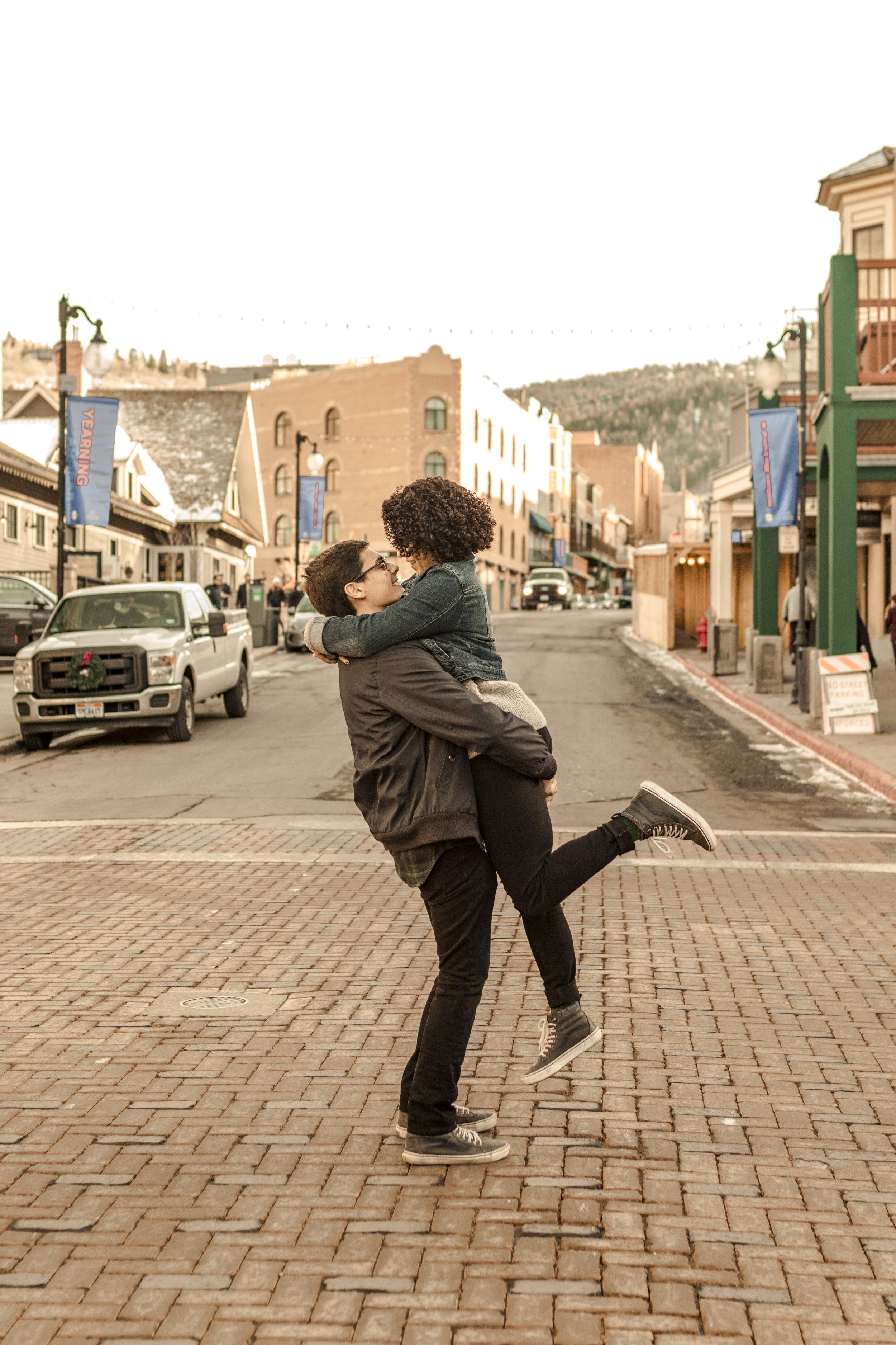 BBPhotoPark City Main StreetUtah Engagements02.JPG