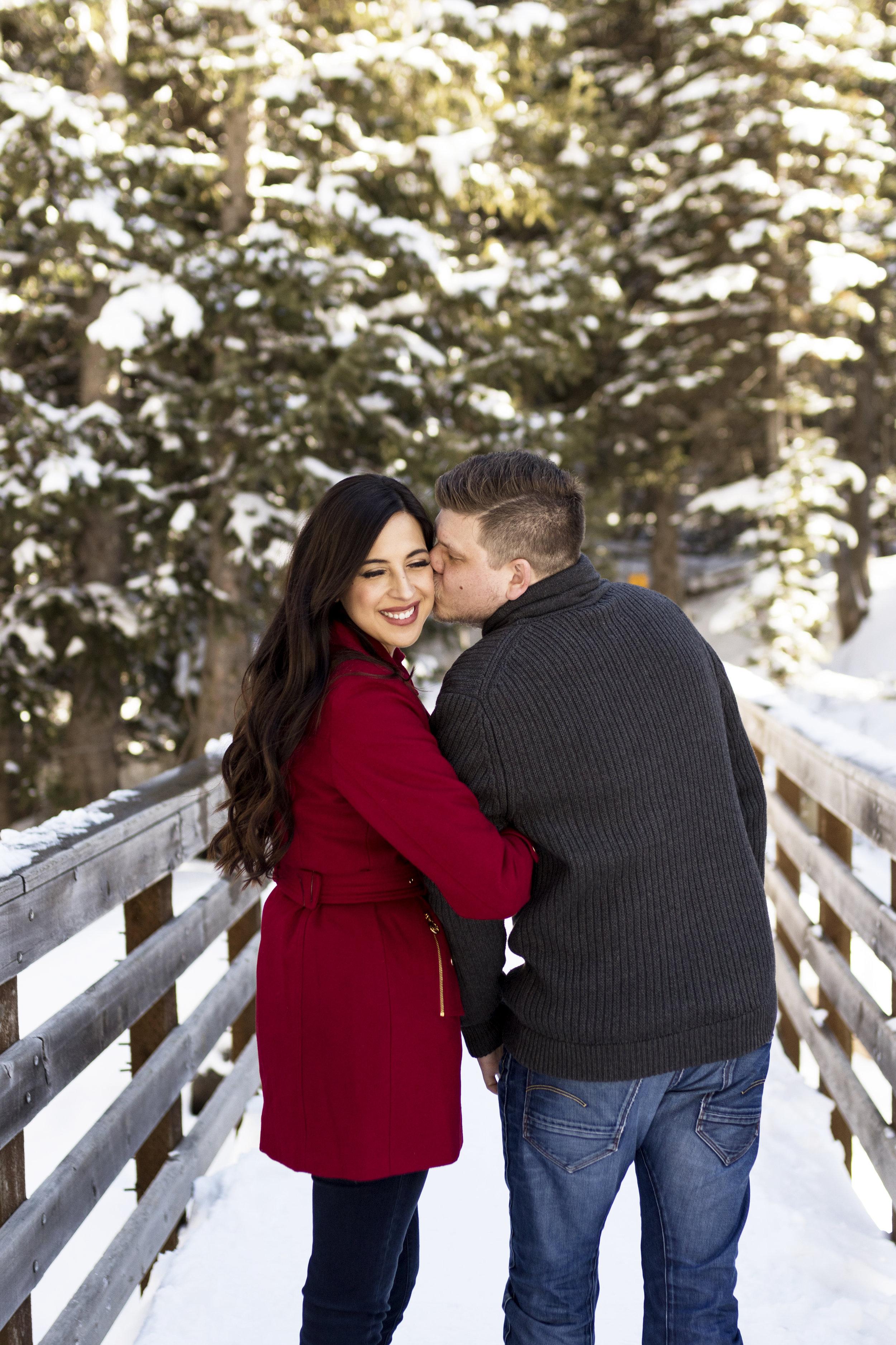 Snowey Utah Winter Engagements in Little Cottonwood Canyon by Bri Bergman Photography02.jpg