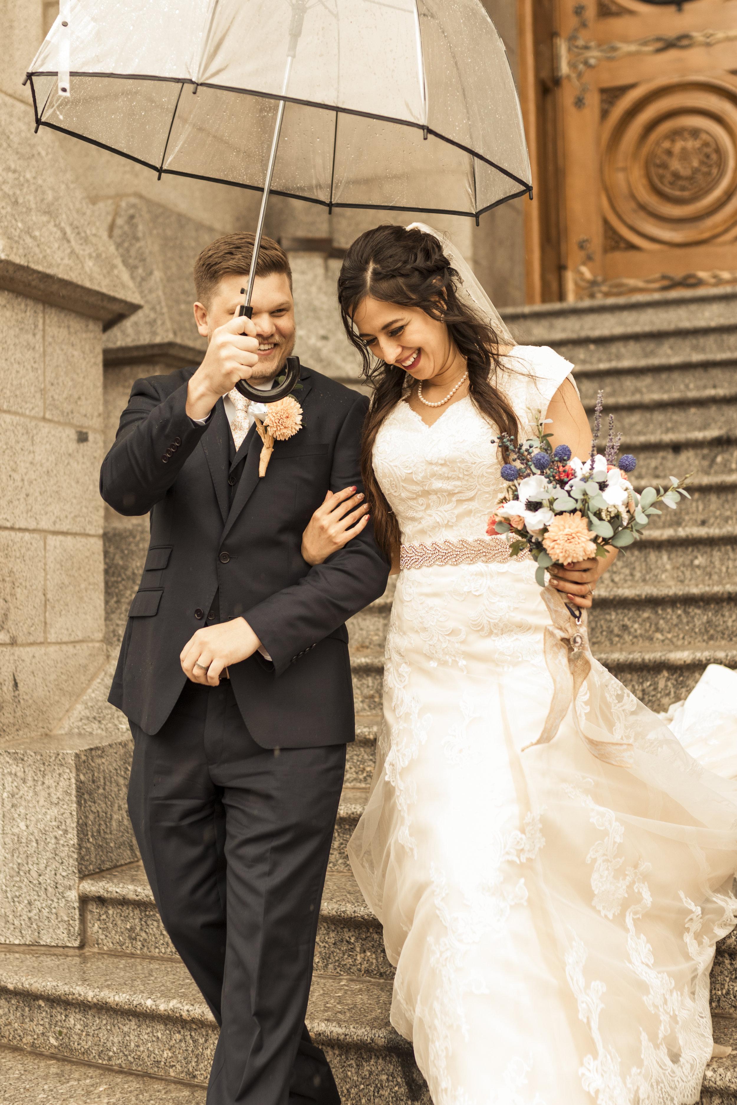 Rainy Spring Wedding at the Salt Lake Templeby Bri Bergman Photography02.JPG