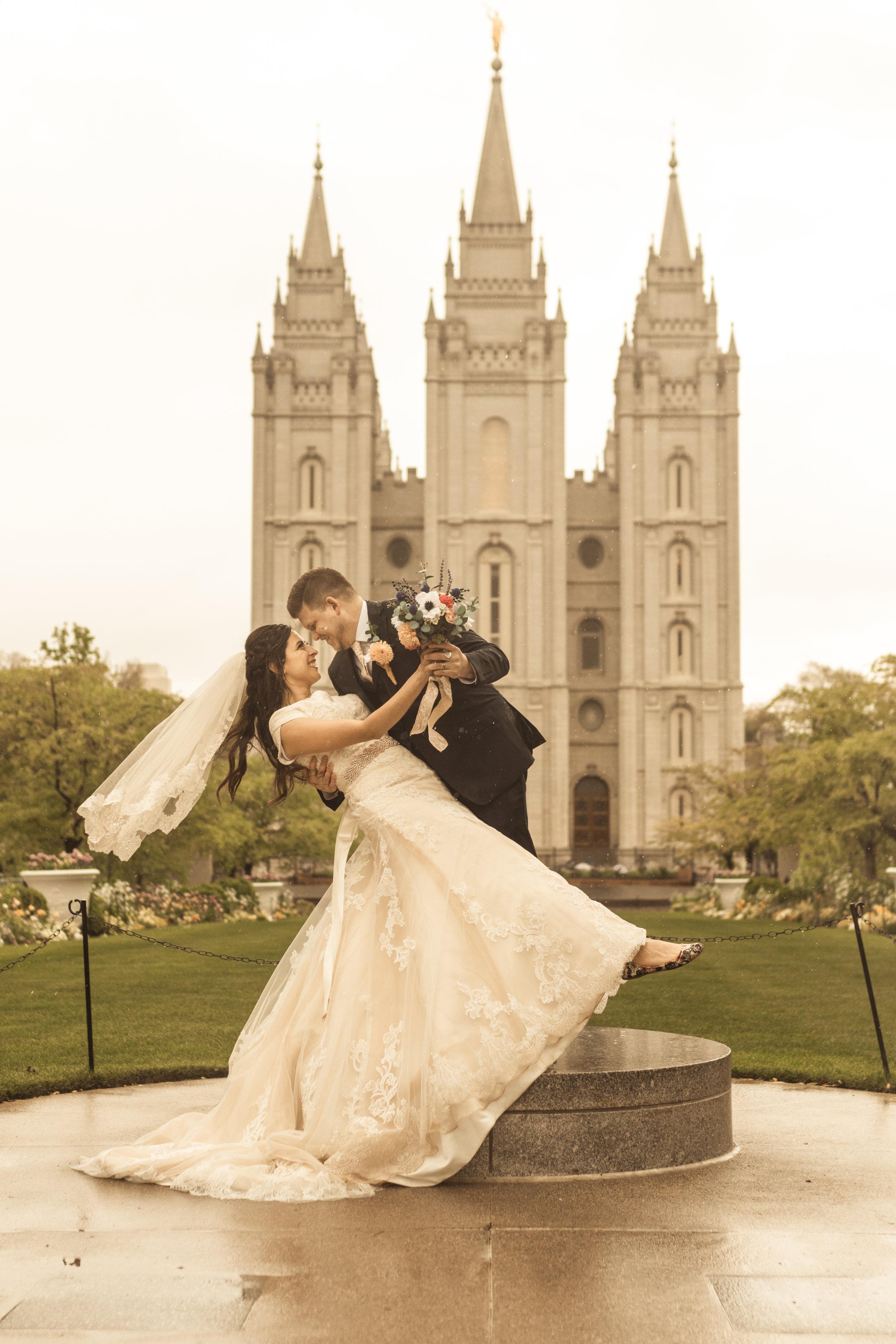 Rainy Spring Wedding at the Salt Lake Templeby Bri Bergman Photography04.JPG