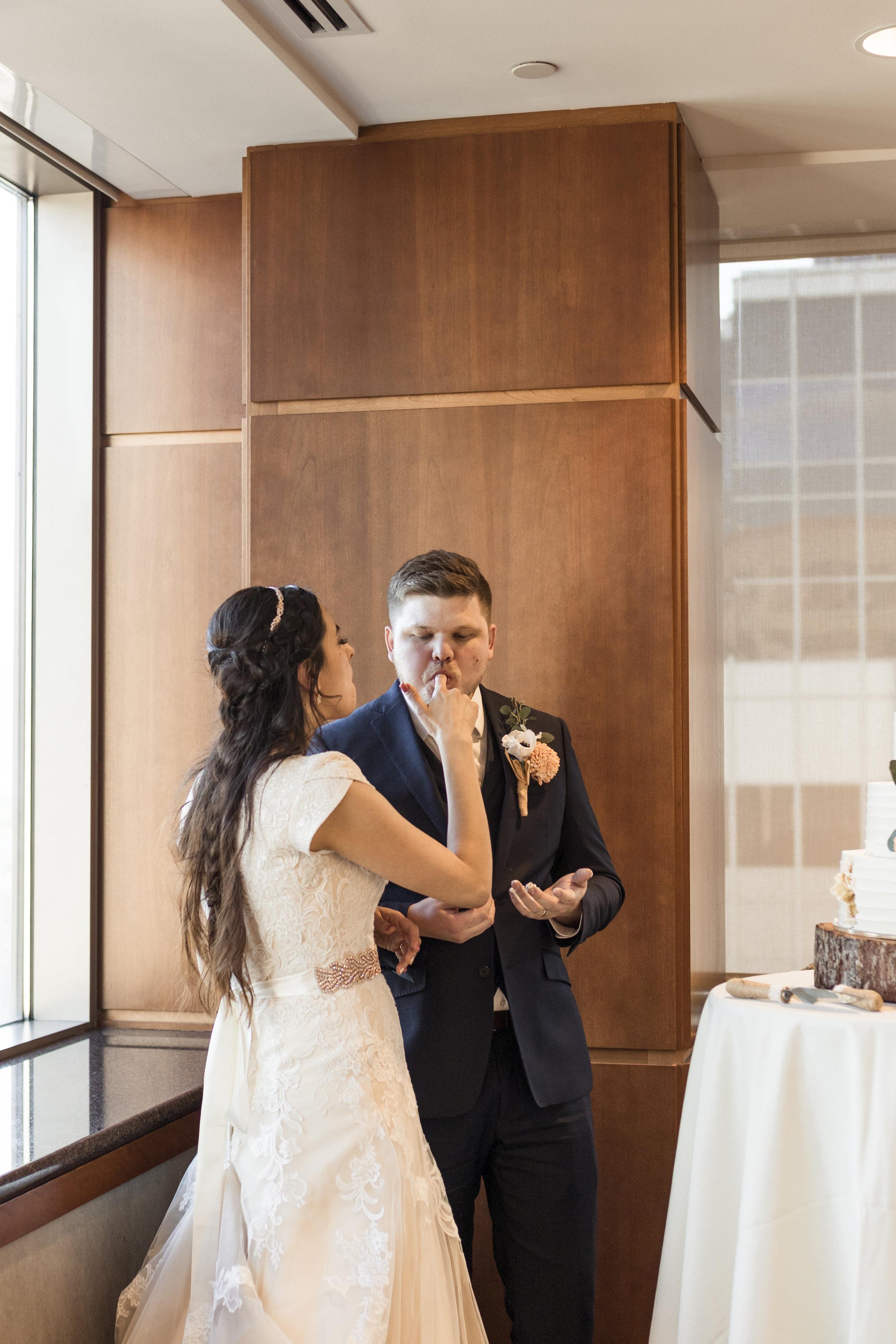 Utah Spring Wedding Reception in the Zions Bank Founders Room by Bri Bergman Photography16.JPG
