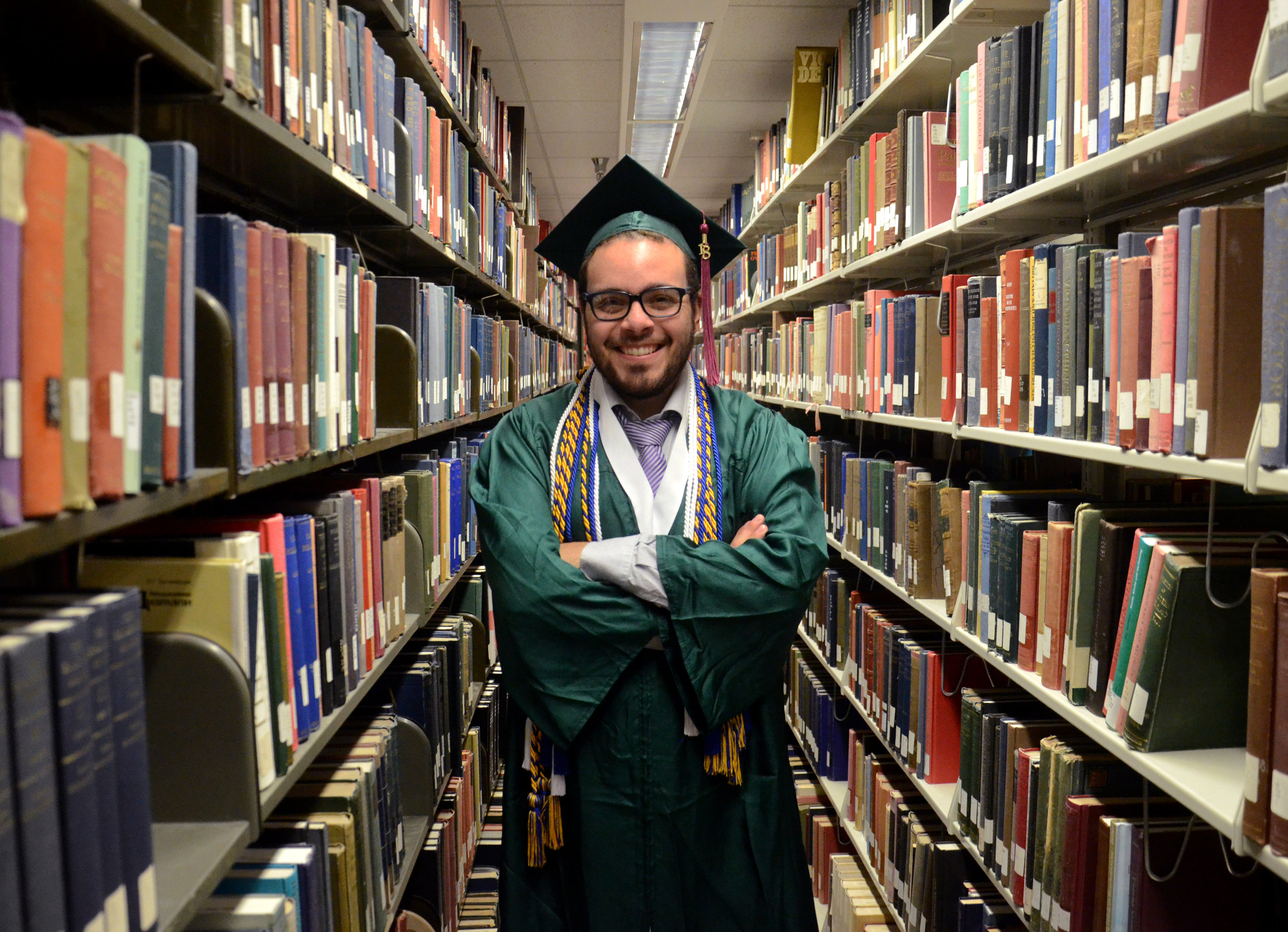 Alumni profile: Iago Bojczuk wants to help underrepresented communities in Brazil through media studies - First-generation college student Iago Bojczuk came a long way to study at the UO School of Journalism and Communication. Here are a few things the Brazilian-born media studies alum shared about his time at the SOJC, how it helped him plot his course to grad school at MIT and where he's bound for next.