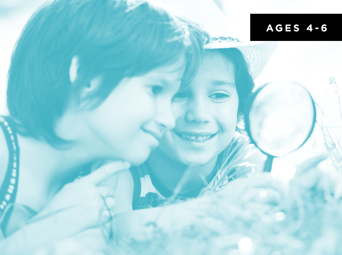 Spark Studio - Ages 4-6Experiential and Montessori-based to increase confidence, emotional intelligence, and independence.