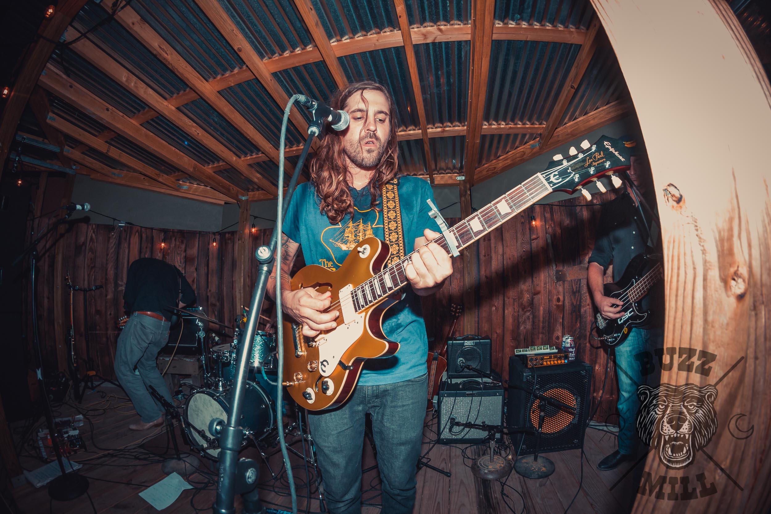 Buzz Mill, San Marcos txAugust 19th, 2017 - Hot Starry nights 3