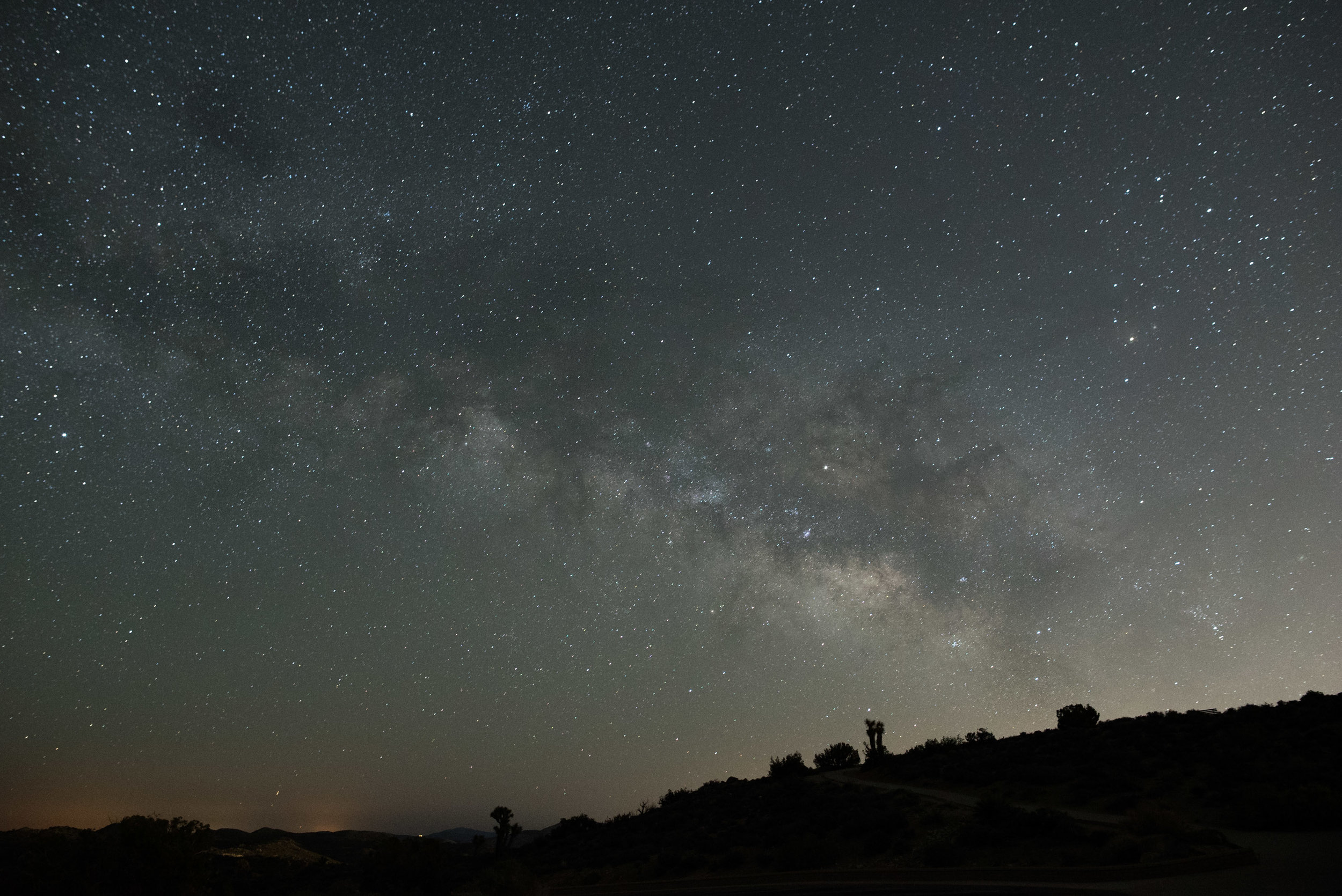 Subtle Core of the Milky Way
