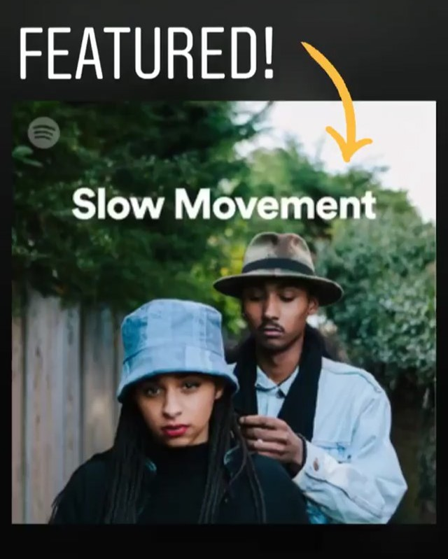 Our track Talk has been featured on @spotify Slow Movement playlist. Go check it! 👂🏻👀 #spotify #noyaraomusic #slowmovement #mondayfunday #playlist #owls #talk