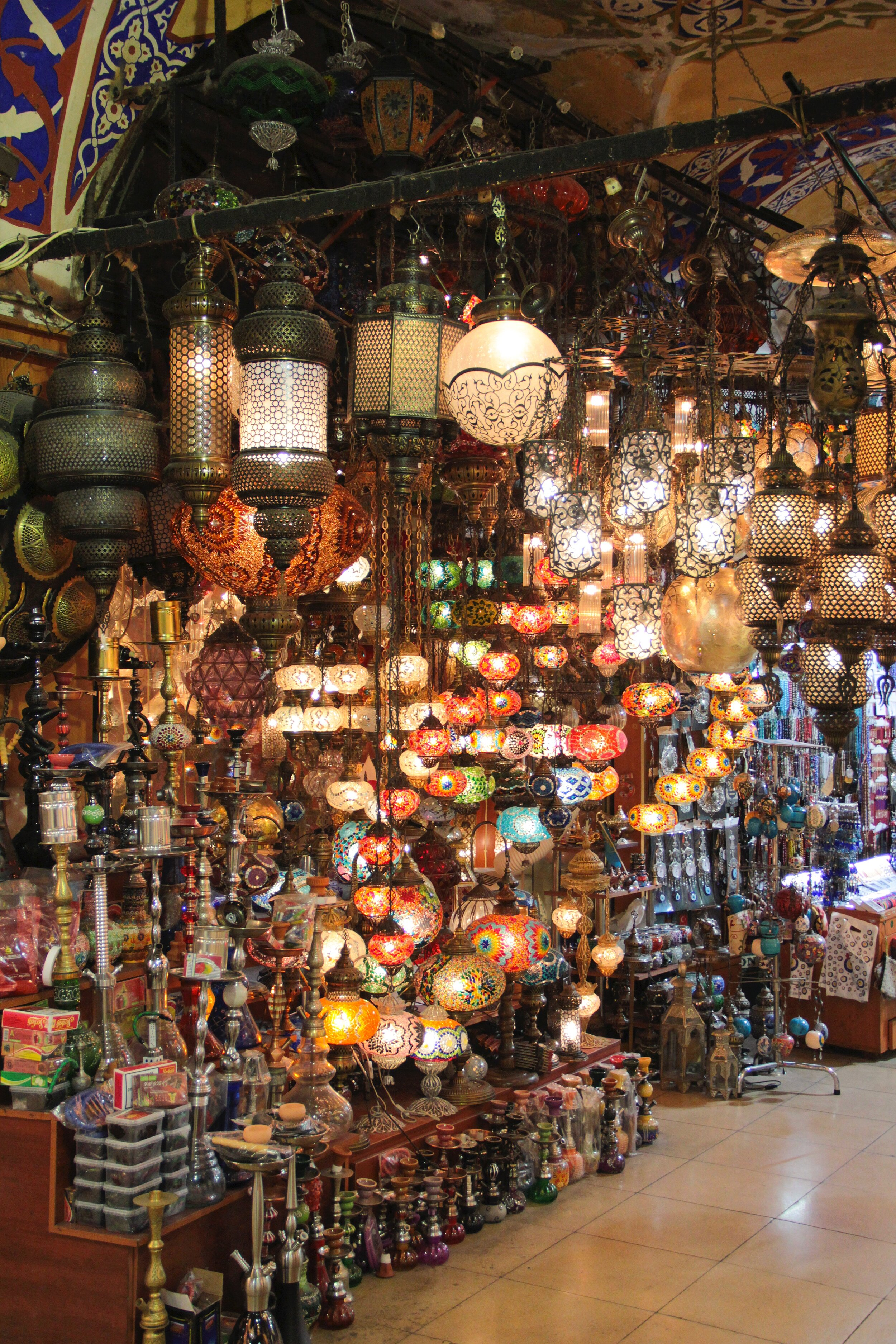 Free yourself from the uncertainties of bargaining in a foreign bazaar -
