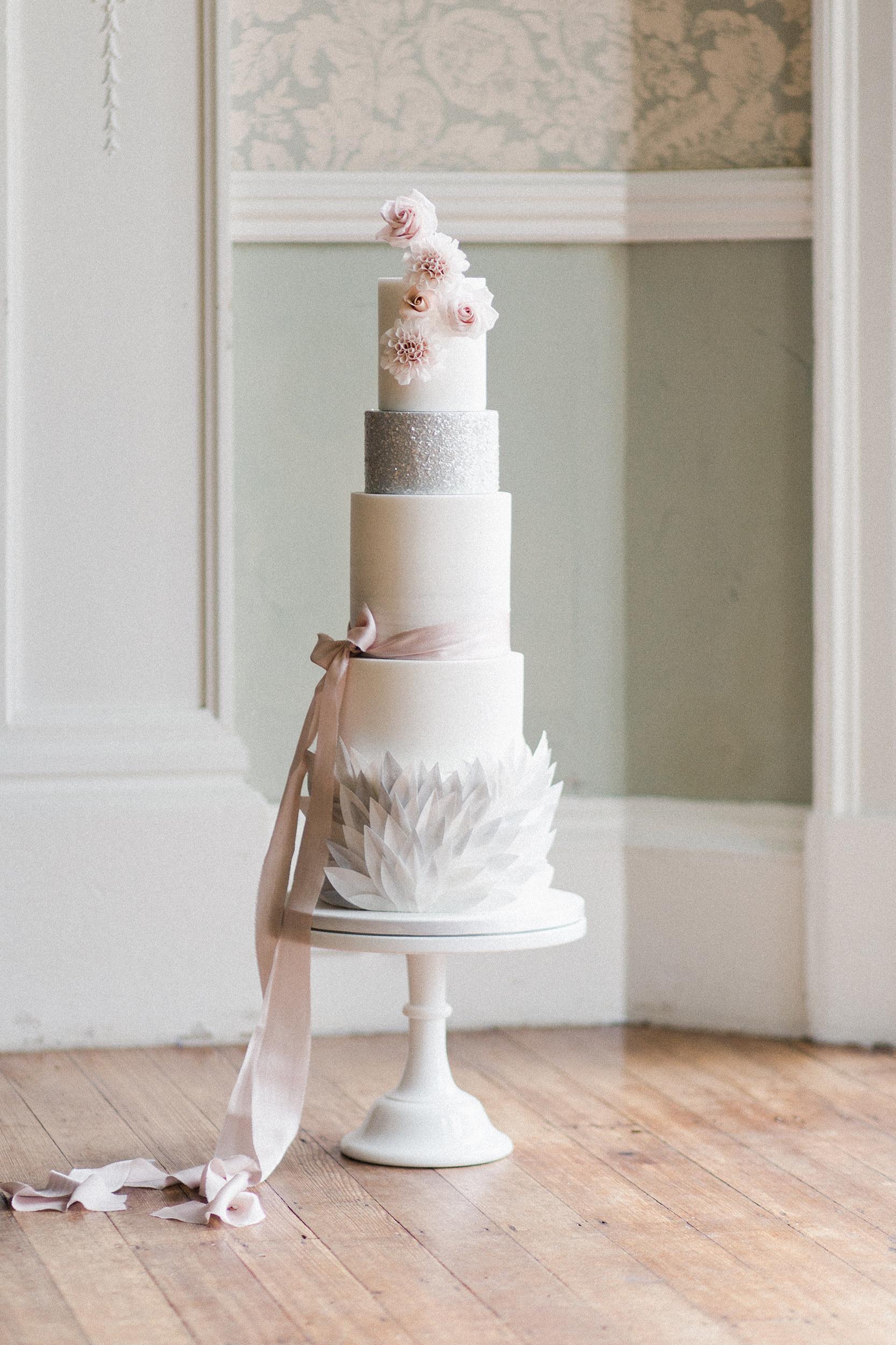 Ballet Wedding Cake