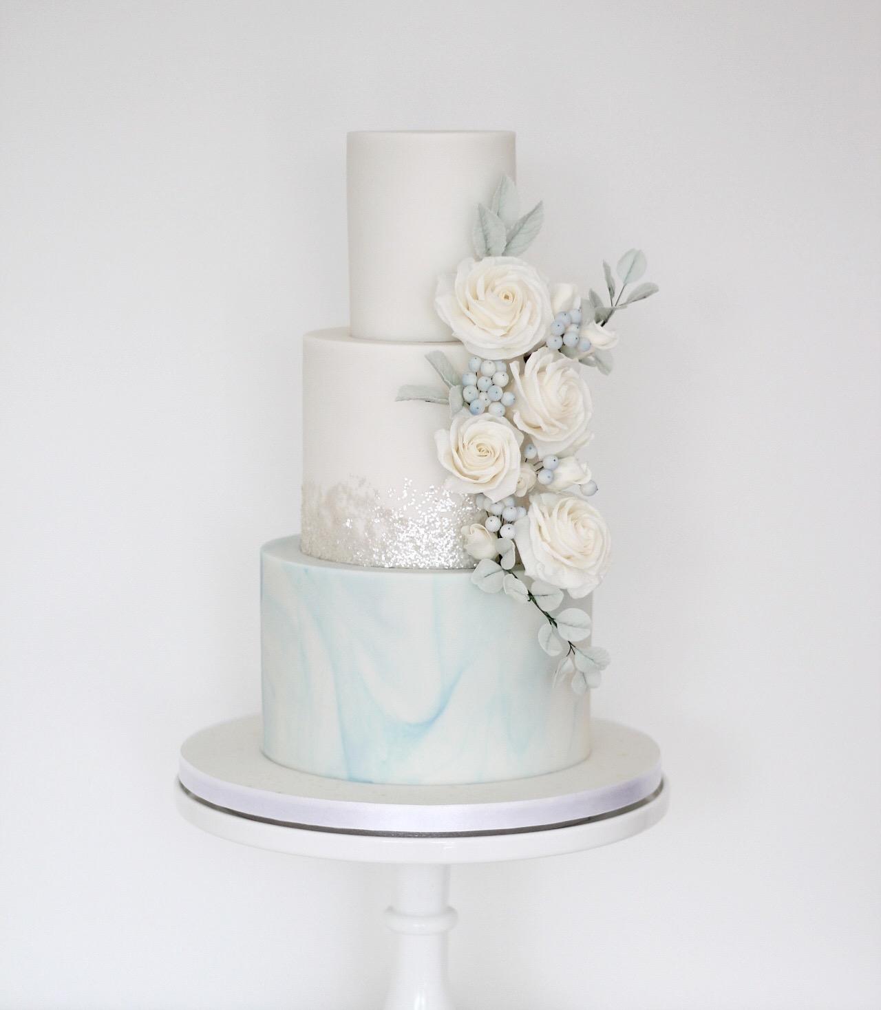 Pale-blue-marble-wedding-cake.JPG