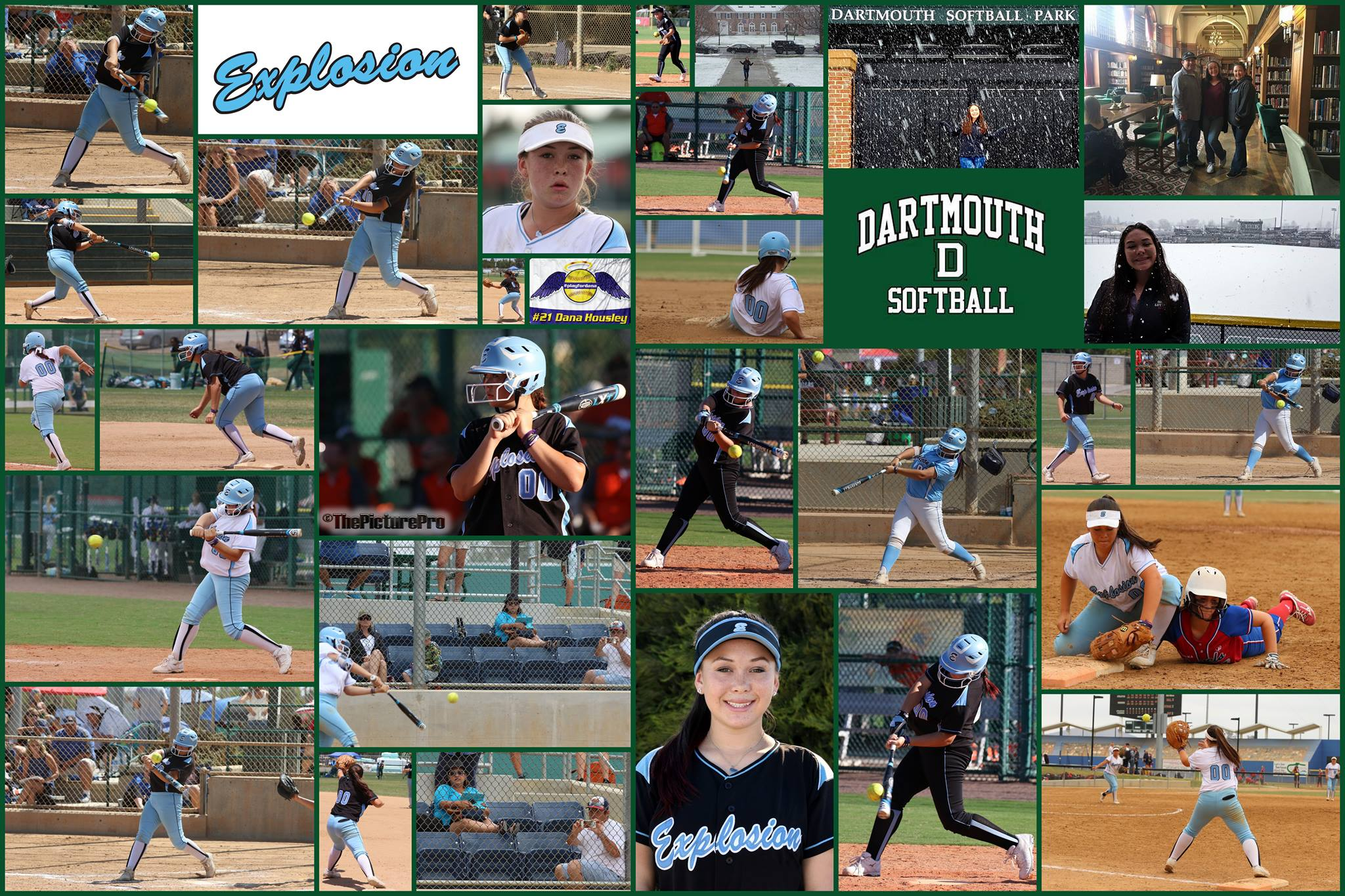 2018 Commitments — Explosion Softball