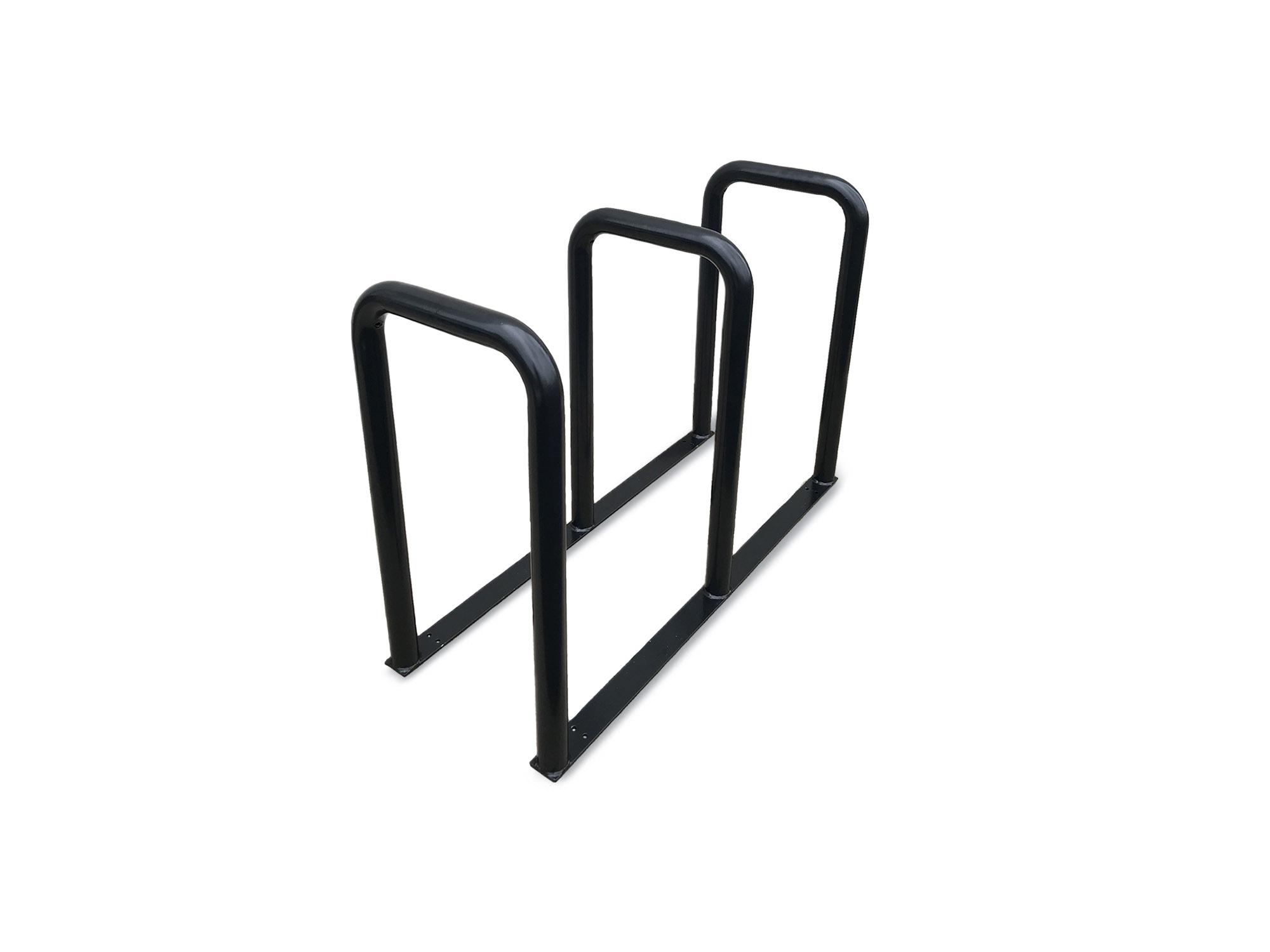 Crescent Bike Rack
