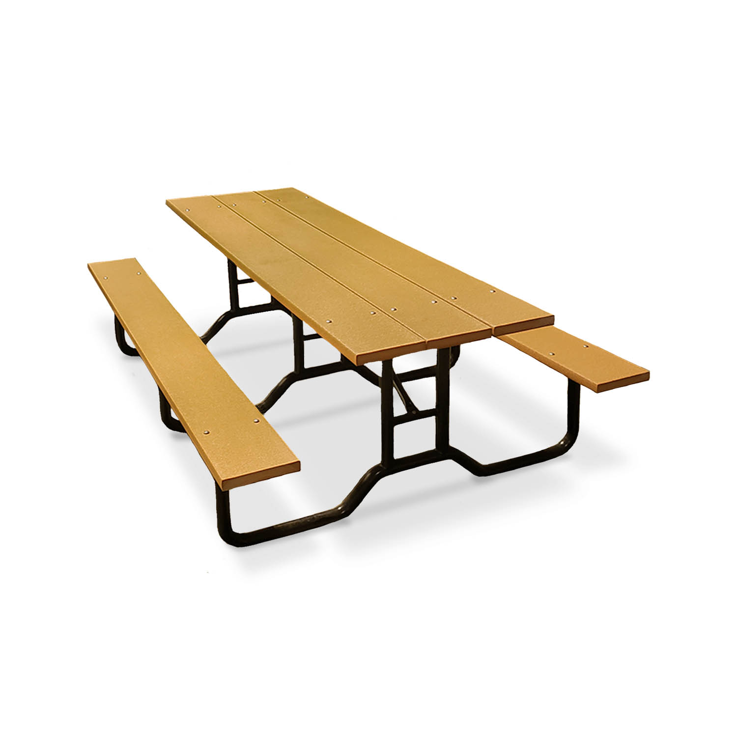Commercial picnic tables -