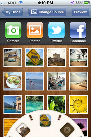 iOS Selection UI