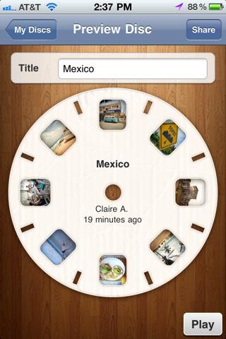 iOS Collection UI