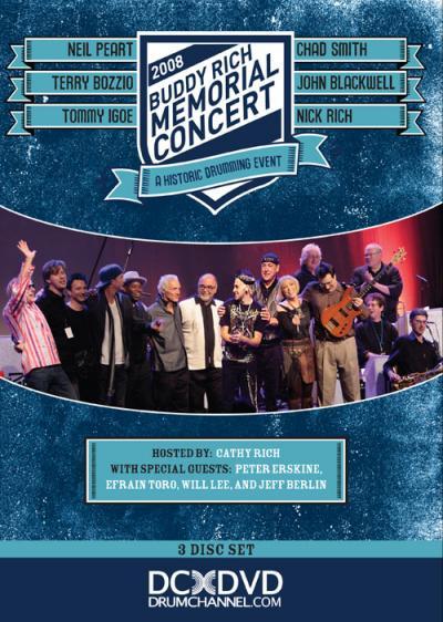 Memorial Concert DVD