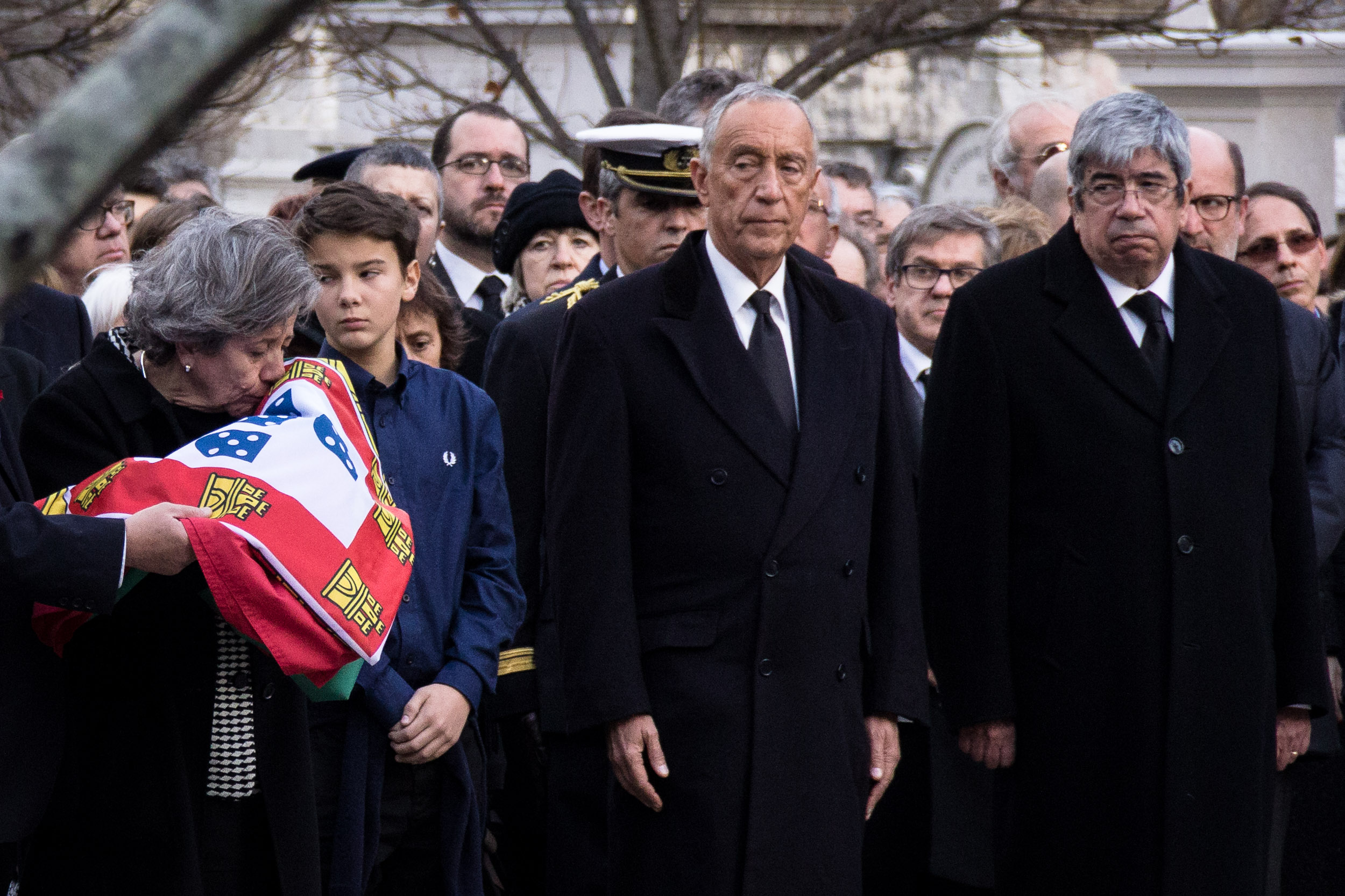 Mário Soares   Portugal says goodbye to its most iconic politician...    Read more...