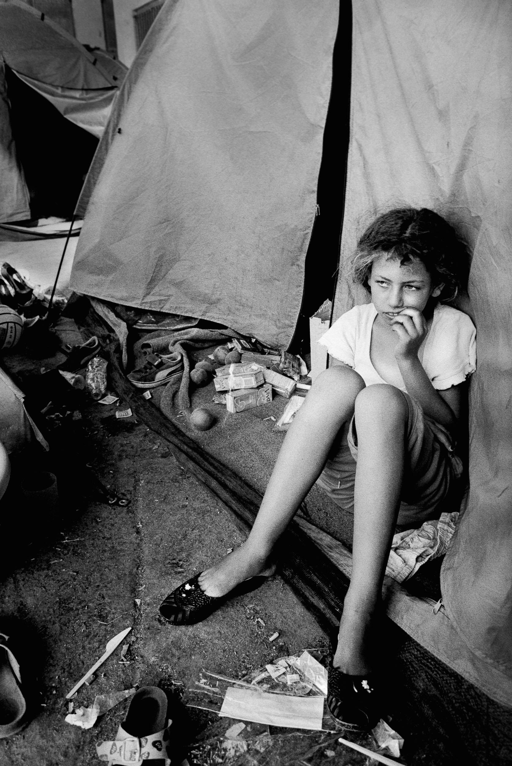 Refugee's Greece   No man's land purgatory...    Read more...