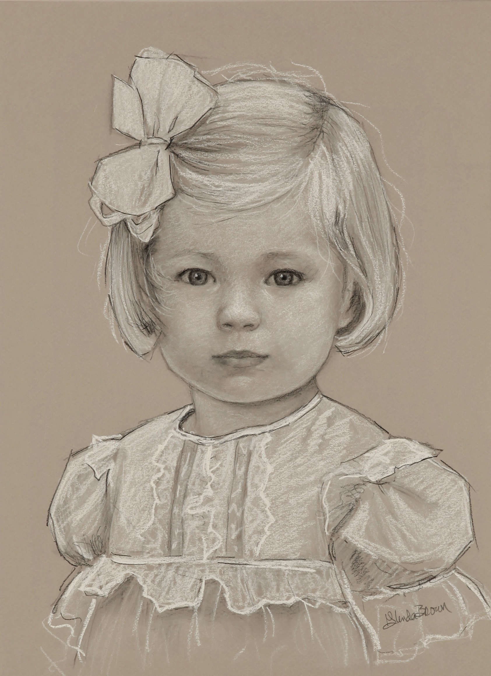 Private collection - Charcoal on Canson Paper - 14.5x10.5