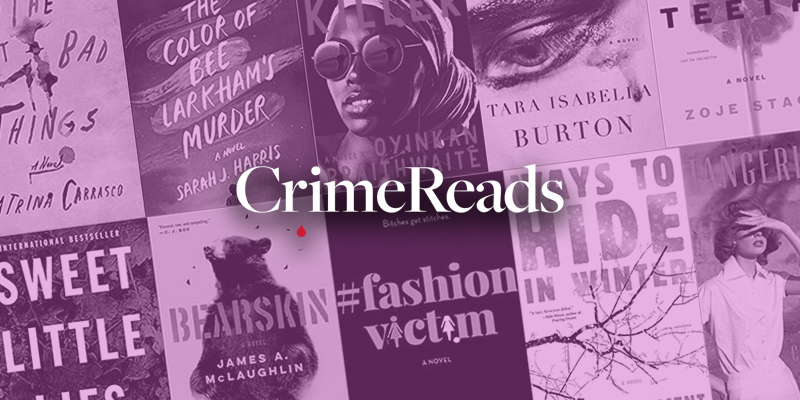 THE BEST CRIME AND MYSTERY DEBUTS OF 2018