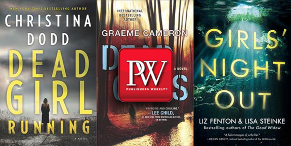You Go, Girls: Mysteries & Thrillers 2018